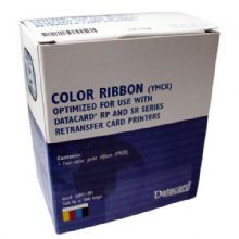 DATACARD  YMCK COLOUR RIBBON-568971-001
